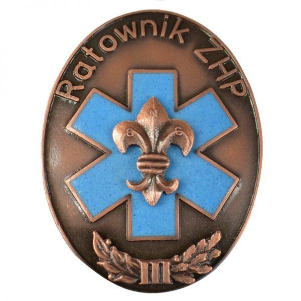 Brązowa Odznaka Ratownika HSR