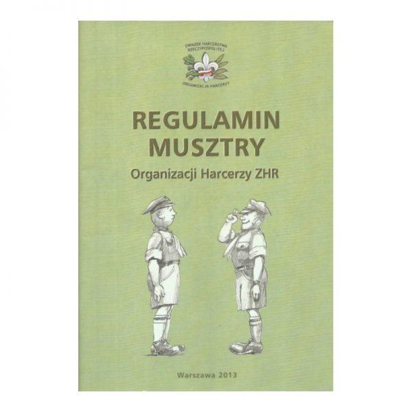 Regulamin Musztry Organizacji Harcerzy ZHR