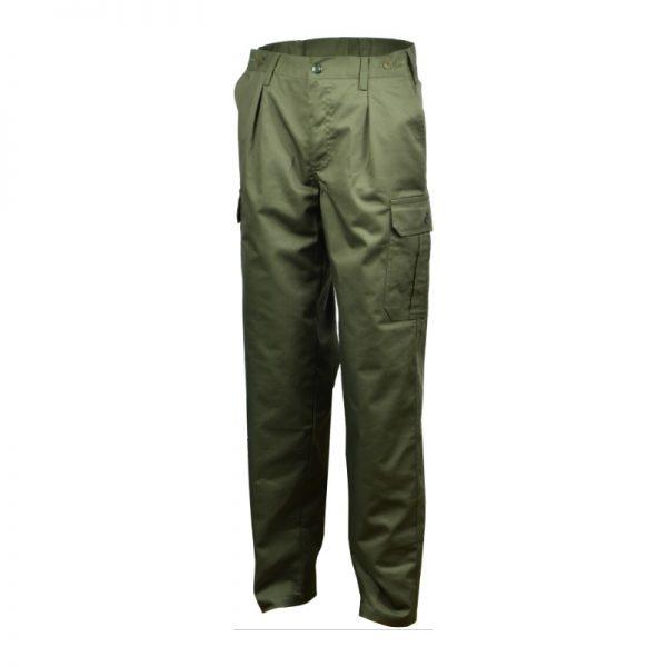 Spodnie Mundurowe Męskie Długie ZHR