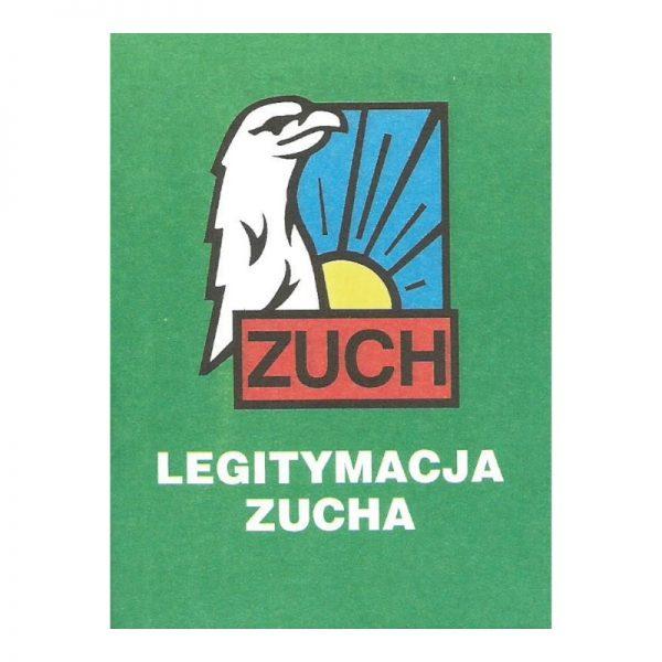 Legitymacja Zucha ZHP