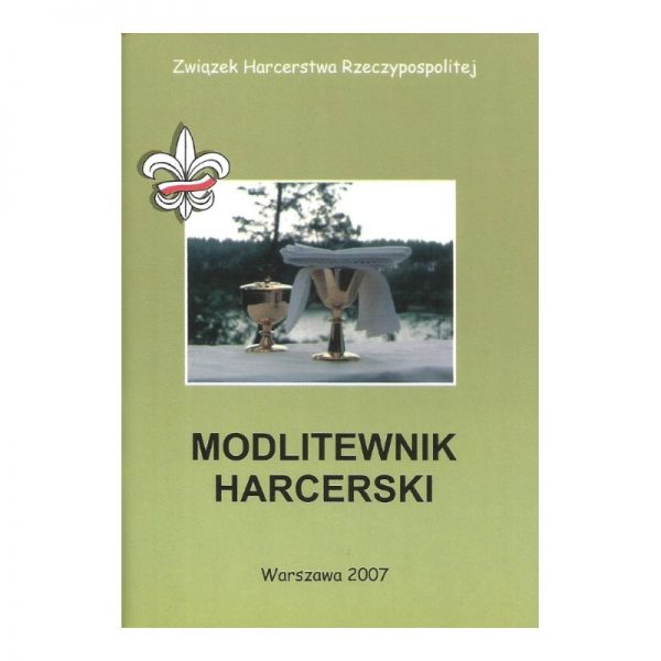 Modlitewnik Harcerski