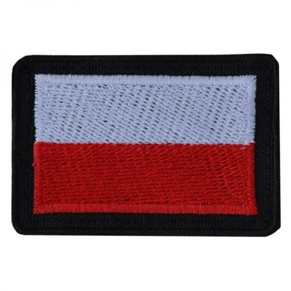 Plakietka Flaga Polski Rzep