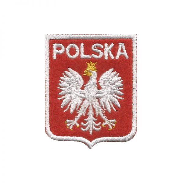 Plakietka Herb Polski