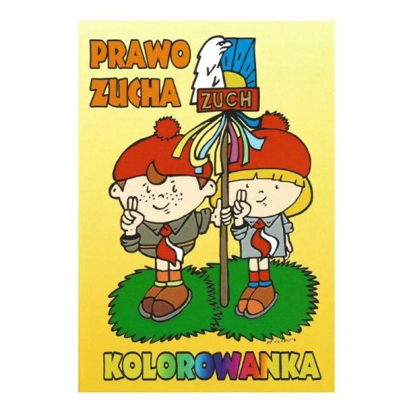 Prawo Zucha Kolorowanka