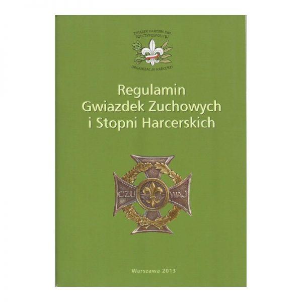Regulamin Gwiazdek Zuchowych i Stopni Harcerskich