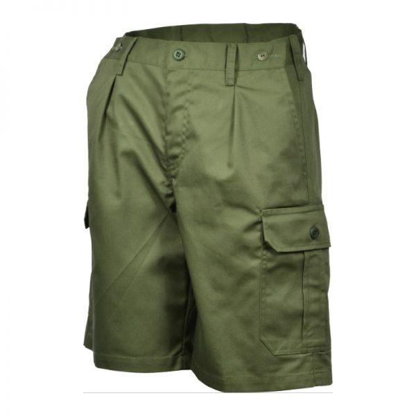 Spodnie Mundurowe Męskie Krótkie ZHR
