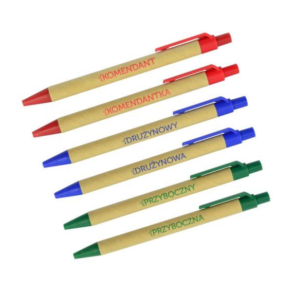 Długopisy Harcerskie Ekologiczne