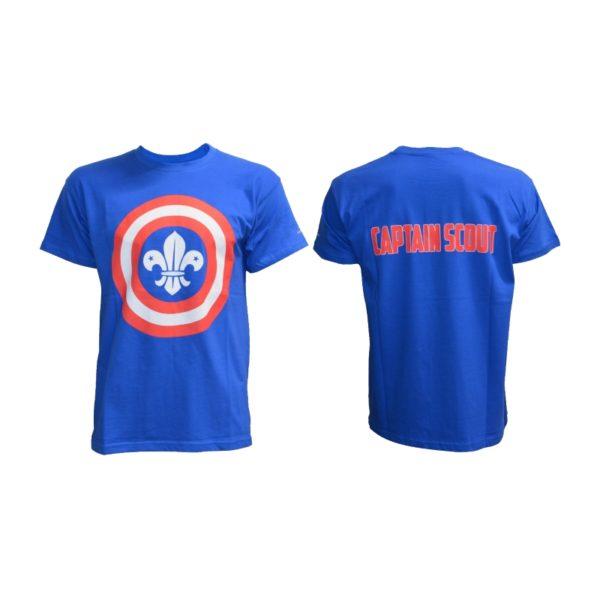 Koszulka Captain Scout